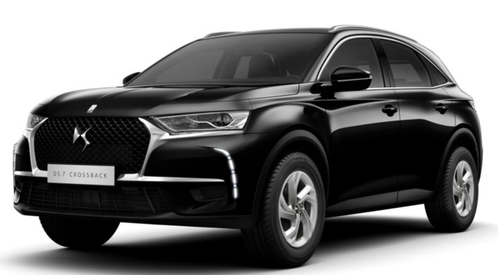 ds automobiles ds7 crossback be chic 1 2 puretech 130 cv