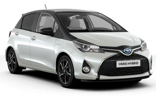 YARIS HYBRIDE (UNIQUEMENT STOCK)